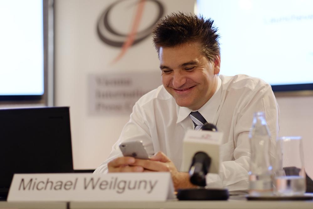 Michael T. Weilguny