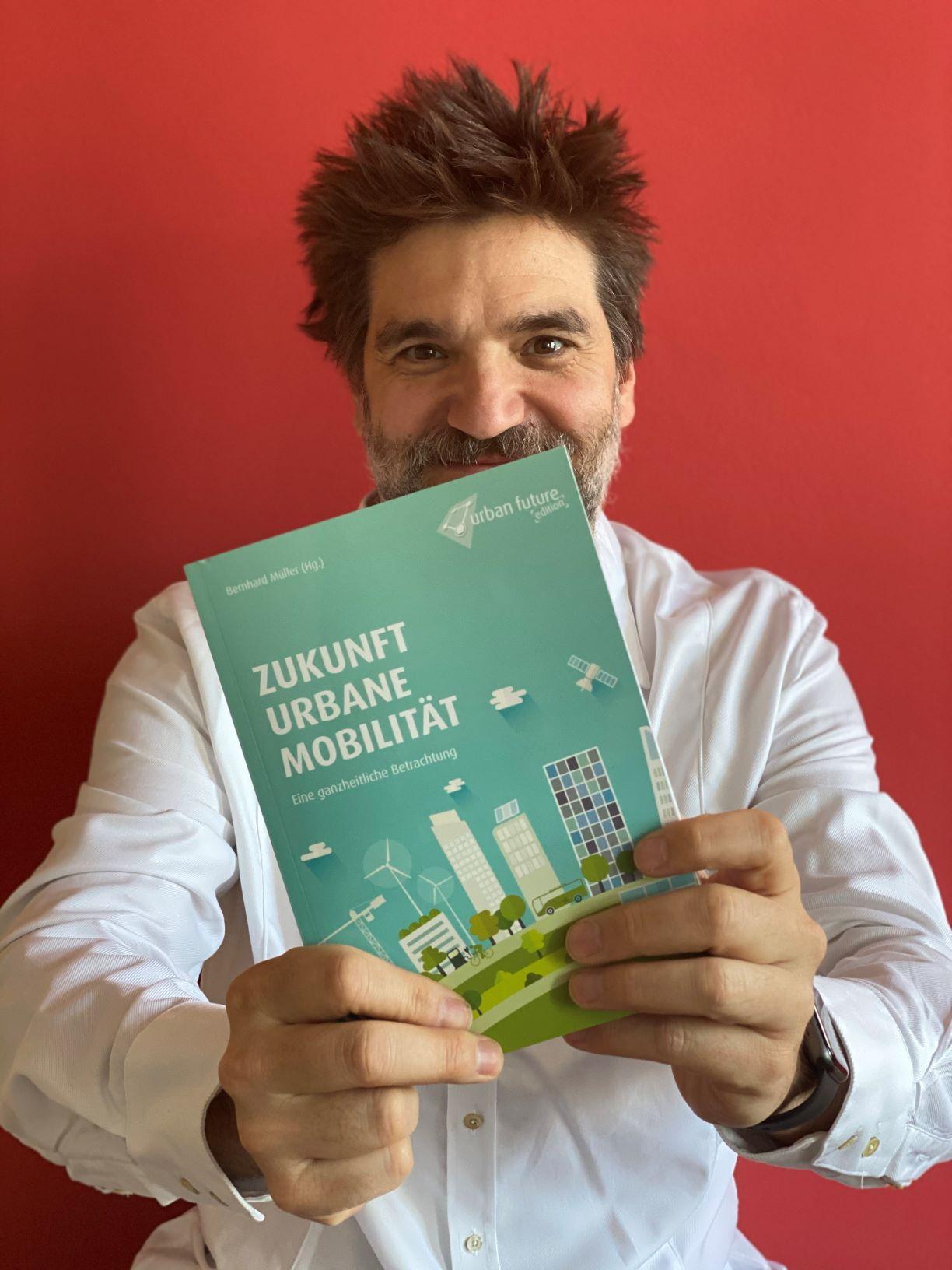Michael Weilguny Buch Zukunft Urbane Mobilität 2020